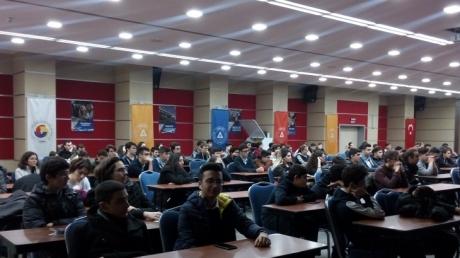 İncek Okyanus Kolejinde Kariyer Kulüpleri Devam Ediyor