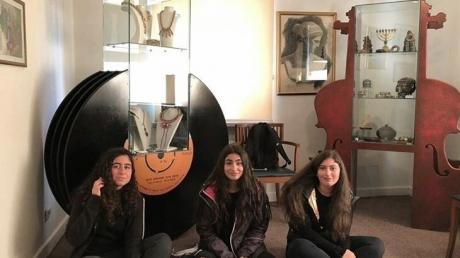 Öğrencilerimiz Barış Manço'nun Ev Ziyaretindeler!