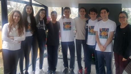 """""""Löseminin Farkındayım"""" Kapsamında Anadolu Lisesi Öğrencilerinden LÖSEV'e İade-i Ziyaret"""