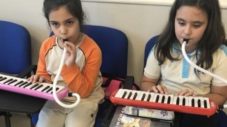 Melodika ile Ezgiler Çalıyoruz