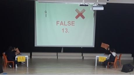 Mimaroba Okyanus True False Show