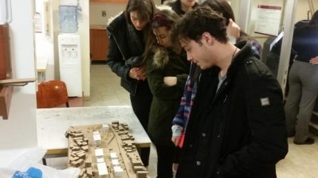 Mimarlık ve Mühendislik Kariyer Kulübü Öğrencilerimiz Üniversite Öğrencileri İle Buluştu