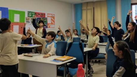 Mimaroba Okyanus Ortaokulunda Kasım Ayı Kişisel Gelişim Dersleri İşlendi