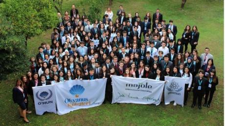 O'MUN (Okyanus Model Birleşmiş Milletler) Konferansı Antalya'da Gerçekleşti