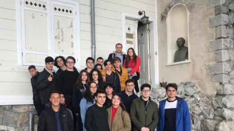 Öğrencilerimiz Servet-i Fünun Dönemini Öğreniyorlar