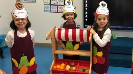 Okul Öncesi Öğrencileri Tutum ,yatırım ve Türk Malları haftasını Kutladılar.