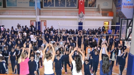 5. Geleneksel Spor Günü Kutlamaları Yapıldı