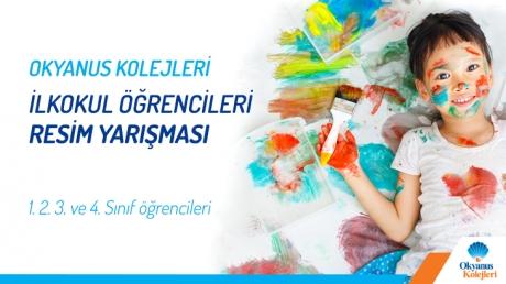 """Okyanus Kolejleri """"Hayalimde ki Dünya"""" Resim Yarışması"""