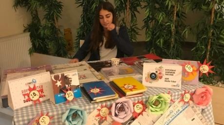 Ataşehir Okyanus Koleji  Lise Kademesi'nden Lösemili çocuklara Tam Destek !