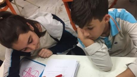 """Ortaokul """"Ben Bilirim, Öğretebilirim"""" Projesiyle 3. Yazılılarda da Çalışmalarını Devam Ettirdi!"""