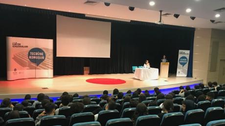 Sancaktepe Okyanus Kolejinde Kariyer Konuşmaları Kapsamında Geleceğe Yön Gösteriyoruz