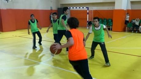 Sınıflar Arası Basketbol Turnuvası