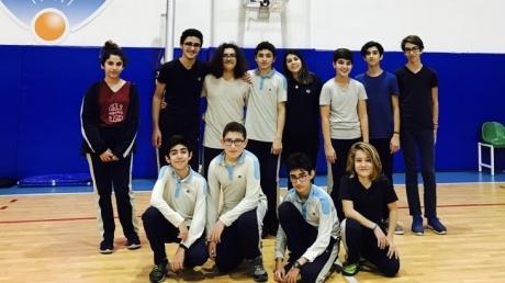 Sınıflar arası Mendil Kapmaca ve Yakar top Turnuvası