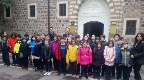 Sosyal Bilgiler Dersi Anadolu Medeniyetleri Müzesinde!