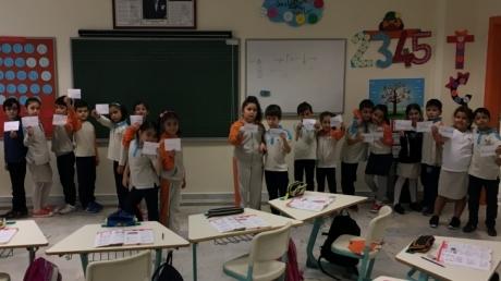 2-A Sınıfı Zıt ve Eş Anlamlı Kelimeleri Öğrenme Etkinliğinde!