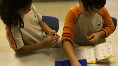 3/D Sınıfı Akıl Oyunları Dersinde...