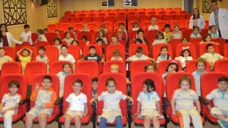 1. ve 2. Sınıflara Tiyatro Etkinliği Düzenlendi