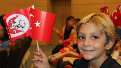 Ataşehir Okyanus Koleji 29 Ekim'i Kutluyor