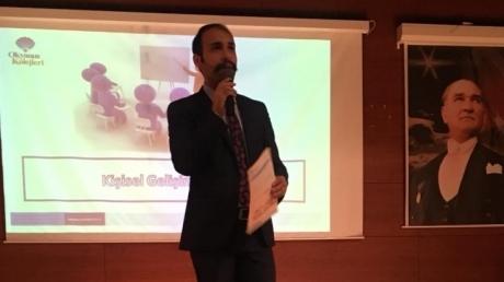 AVCILAR OKYANUS ORTAOKULUNDA KİŞİSEL GELİŞİM DERSİ BAŞLADI