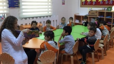 Avcılar Güneş Grubu Öğrencileri İngilizce Etkinliğinde