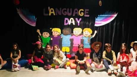 Bahçelievler Okyanus Koleji 5. Sınıf Ortaokul Öğrencileri Language Day Etkinliği