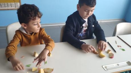 """Beykent Okyanus Koleji """"Yetenek Gelişim Akademisi"""" Öğrencileri Akademi Derslerinde"""