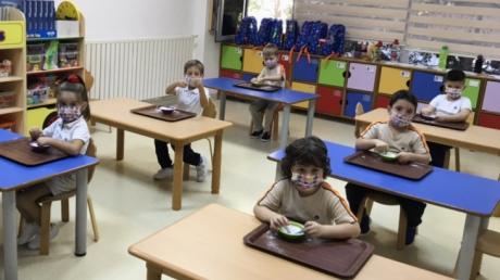 Beylikdüzü Okul Öncesi Yıldızlar Grubu Öğrencileri Okuma-Yazmaya Hazırlık Çalışmasında