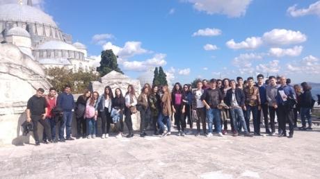 12. Sınıf Öğrencileri İstanbul Üniversitesi'nde!