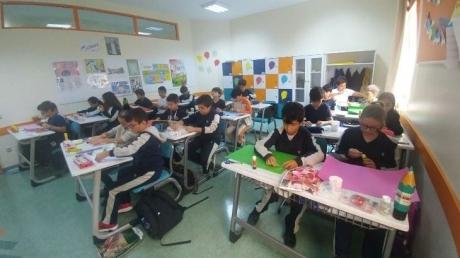 Matematik Derslerinde Eğlenerek Öğreniyoruz