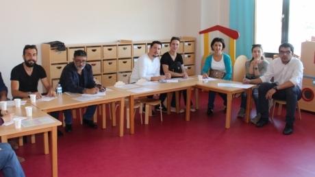 Çekmeköy Okyanus Koleji Okul Öncesi 1.Dönem Veli Toplantımızı Gerçekleştirdik