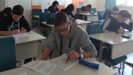 Eryaman Okyanus Koleji'nde Uluslararası Matematik Ligi