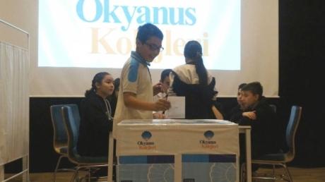 Öğrencilerimiz Demokrasi Seçimini Yaptı!