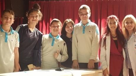 7. Sınıflar IV. Münazara Turnuvası Okul İçi Ön Elemesi Gerçekleştirildi.