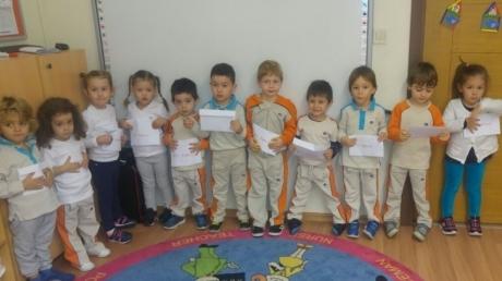 Fatih Okyanus Koleji Kuşlar Grubu İngilizce billingual  Dersinde