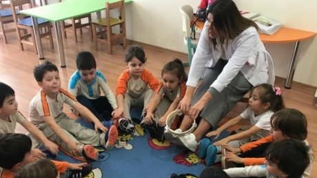 Fatih Okyanus Koleji Okul Öncesi 2017 2018 Eğitim Öğretim Yılının Yetenek Kulübü Öğrencilerini Belirliyor