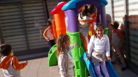 Fatih Okyanus Koleji Okul Öncesi Türkçe Dersinde