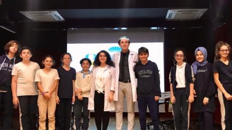 """Fatih Okyanus Kolejinde 7.sınıflar arası """"IV. Münazara Turnuvası"""" heyecanı başladı!"""