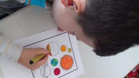 Güneş Sisteminin Kitabını Yazıyoruz!