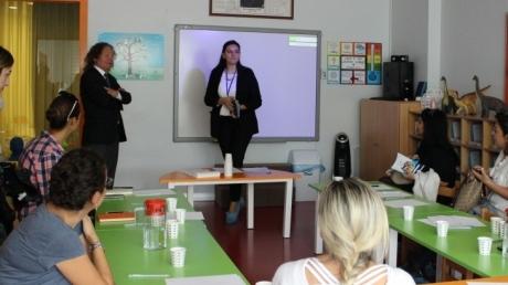 Halkalı Okyanus Koleji Okul Öncesinde 1.Dönem Veli Bilgilendirme Toplantısı Gerçekleştirildi.