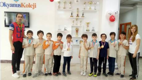 İlkokul Kademesi Sınıflar Arası Futbol Turnuvaları Sonuçlandı