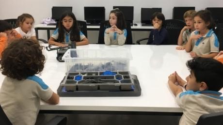 Robotik Ve Kodlama Derslerimiz