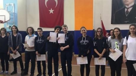 Lise İngilizce Öğrencilerimizin Başarısı