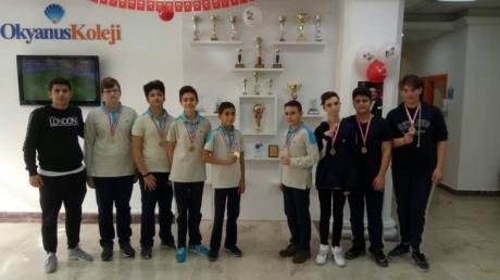 Lise Kademesi Sınıflar Arası Futbol Turnuvaları Sonuçlandı