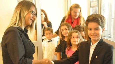 Mavişehir Okyanus Koleji İlkokul Kademesi Okul Meclis Başkanı Öğrencilerimiz Tarafından Seçildi.