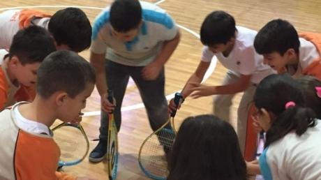 Spor Branşlarında Eğlenerek Öğreniyoruz