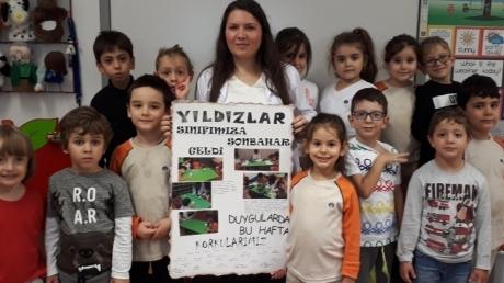 Okul Öncesi Öğrencileri 'Okyanustan Haber Var' Etkinliği ile Gazeteciler Haftasını Kutladı