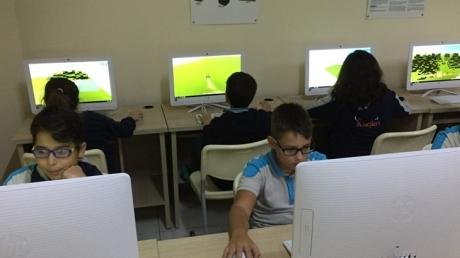 6. Sınıflar #Kodugame ile #Kodlama Derslerine Devam Ediyor