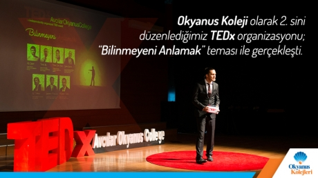 Okyanus Kolejleri'nin İkinci TEDx Organizasyonu