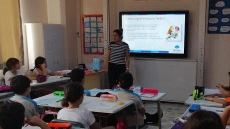 P-Wise Uyum Programın ve Ortaokul  Eğitim Sisteminin Tanıtımı