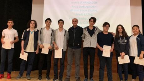 Pride of Okyanus Cambridge Sertifika Töreni ile Öğrencilerimiz Sertifikalarına Kavuştu